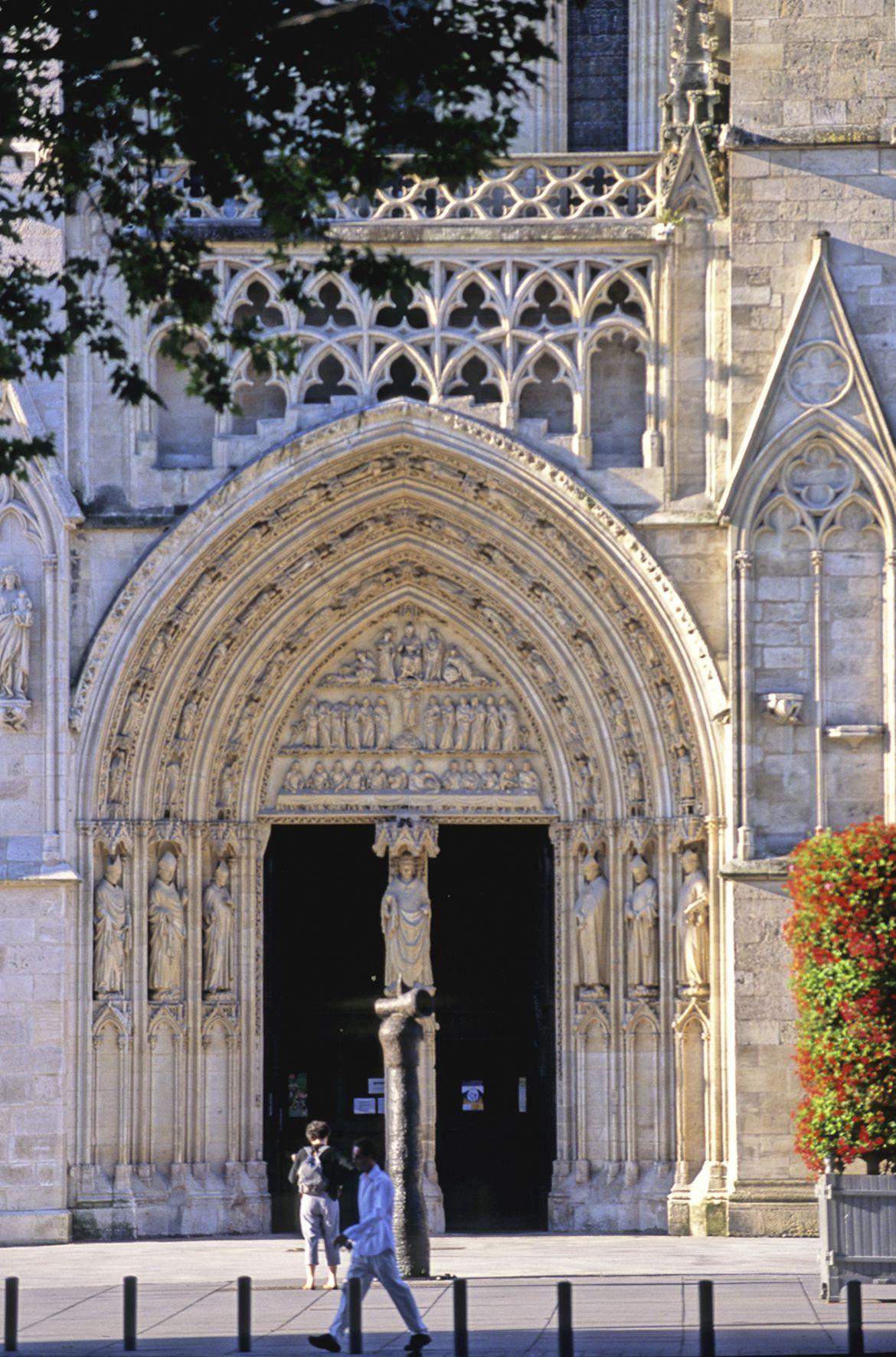 Cathédrale Saint André - Place Pey Berland