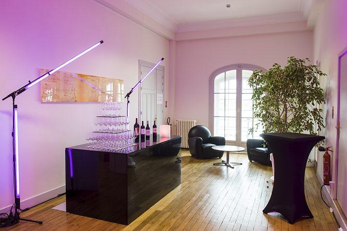 Foyer Château Mouton Rothschild