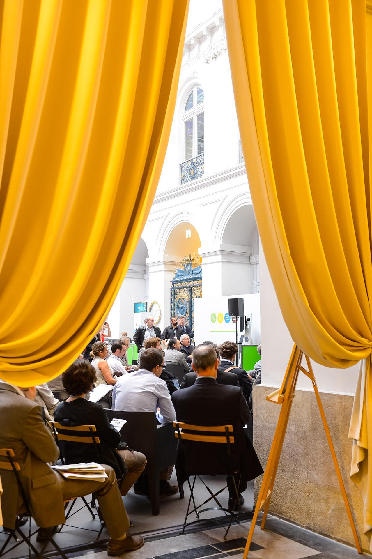 Rideaux Hall de la Bourse