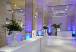 Grand Foyer - Ambiance Bleu