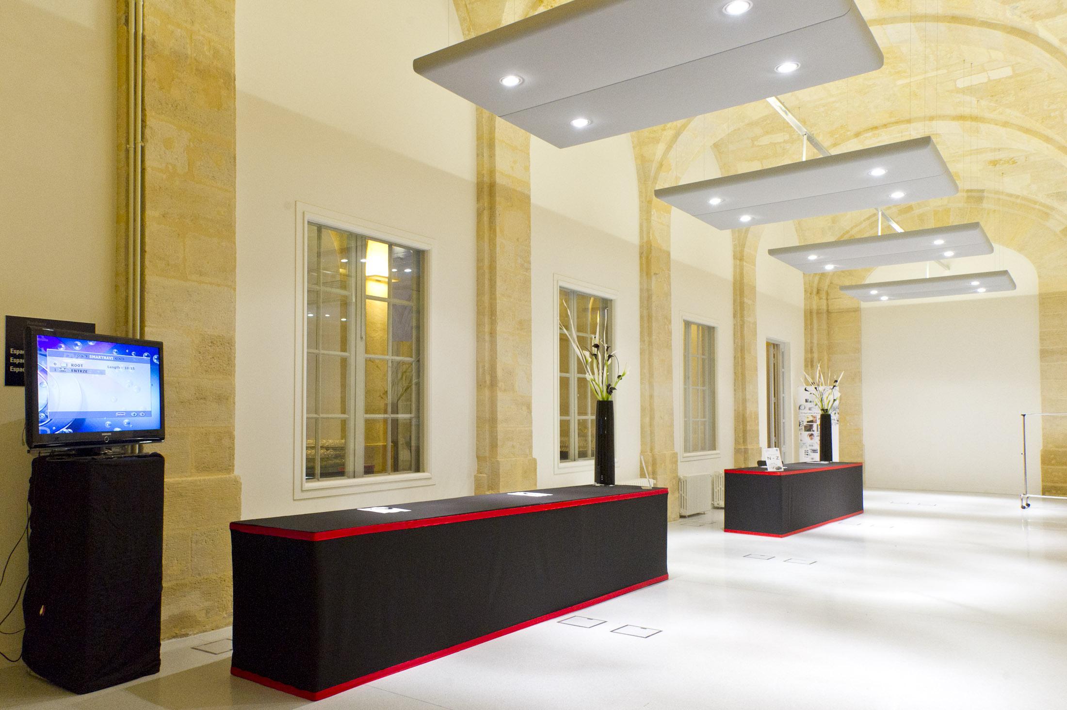 Grand Foyer Palais De La Bourse : Grand foyer audi bordeaux palais de la bourse l espace